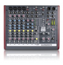 Allen & Heath ZED-10FX Analogimikseri
