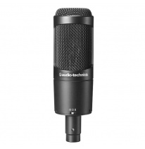 Audio Technica AT 2050 Studio Kondensaattori Mikrofoni (+ Free Pop Filter)