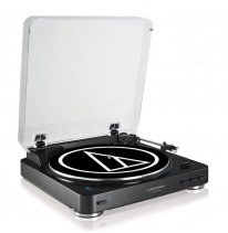 Audio Technica AT-LP60BT Black
