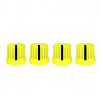 DJ Techtools Fatty Knob Set (Yellow)