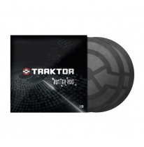 Native Instruments Traktor Butter Rug Slipmats (2 kpl)