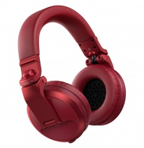 Pioneer HDJ-X5BT (Bluetooth, Red)