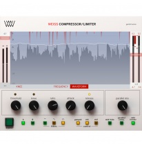 Softube Weiss Compressor/Limiter (Download)