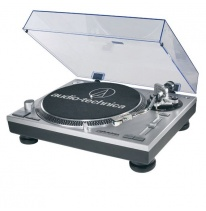 Audio Technica AT-LP120-USBHC Levysoitin (Hopea)