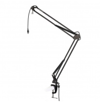 Tie Studio Flex Pro Broadcast Mic Stand (with USB Cable)