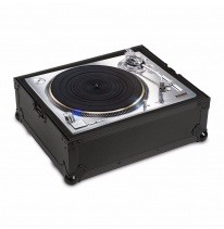 UDG Ultimate Flight Case for Multi Format Turntable (U91030BL)
