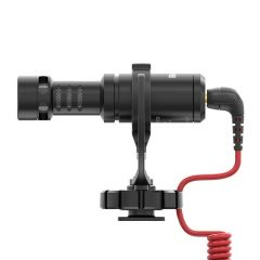 Rode VideoMicro Mikrofoni Videokameraan