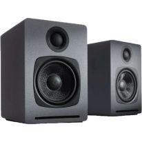 Audioengine A1 (Grey, Pair, B-Stock)