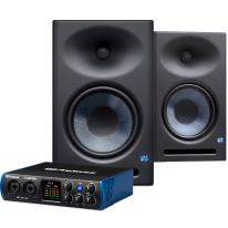 Presonus Eris E8 XT + Studio 24c Bundle