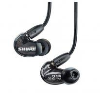 Shure SE215 (Black)