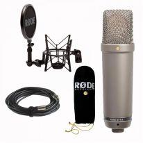 Rode NT1-A Studio Kondensaattori Mikrofoni