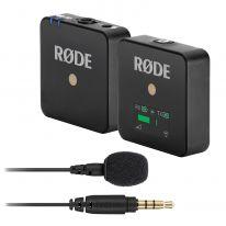 Rode Wireless GO + Rode Lavalier GO Bundle