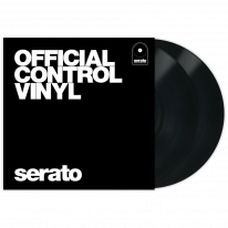 Serato Performance Black Vinyl (Pair)
