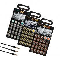 Teenage Engineering PO-16 + PO-35 + PO-24 + MC-3 Bundle