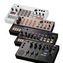 Korg Volca Beats + Sample + Keys + Mix Bundle