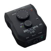 Zoom U-22 USB Äänikortti (iPad / Mac / PC)
