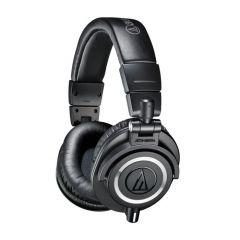 Audio Technica ATH-M50x Kuulokkeet (Musta)