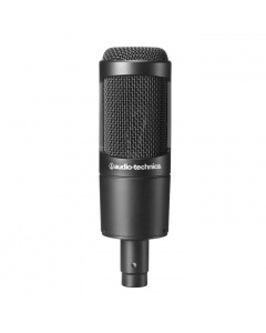 Audio Technica AT 2035 Studio Kondensaattori Mikrofoni (+ Free Pop Filter)