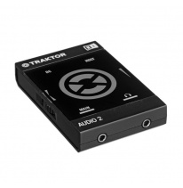 Native Instruments Traktor Audio 2 MK2 USB DJ Äänikortti