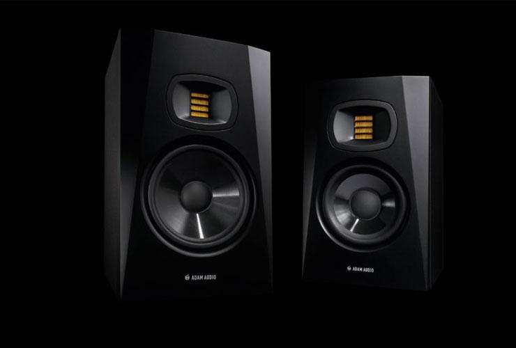 Uutuus: Adam Audio T-sarjan kaiuttimet