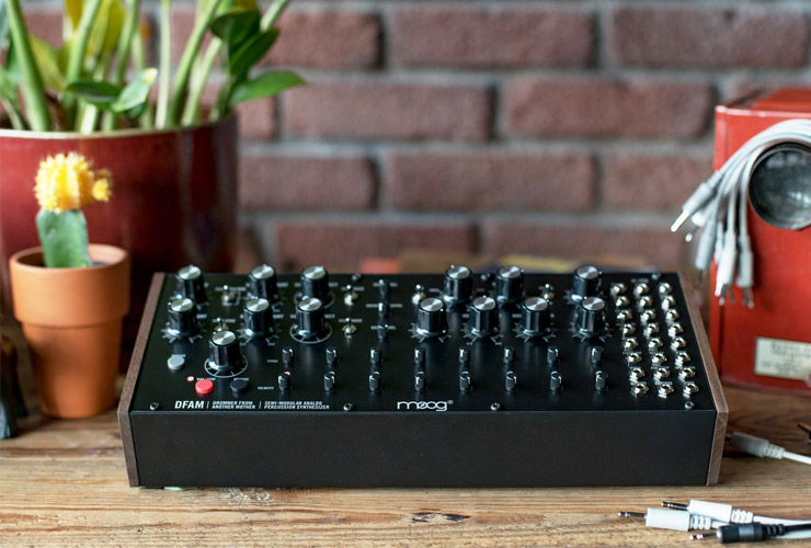 Uutuus: Moog Drummer From Another Mother