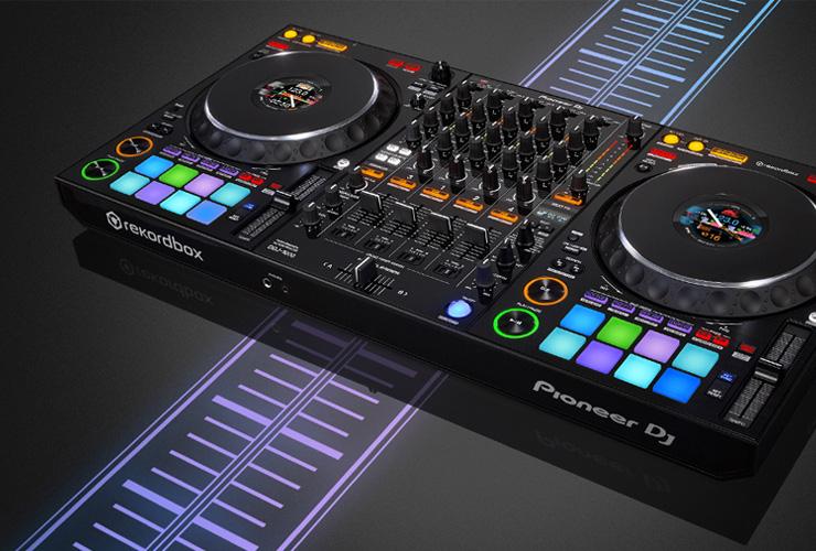 Uutuus: Pioneer DDJ-10000 DJ-kontrolleri